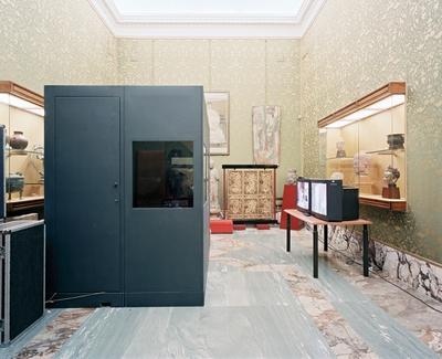 Bank of Italy, Palazzo Koch, Rom, Italy, 2007, Bildnachweis: © Armin Linke
