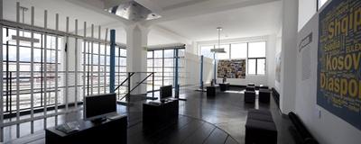 bad architects group (Ursula Faix, Paul Burgstaller): Prishtina-Connection – Blick in die Ausstellung