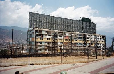 """Caracas, 23 de Enero, aus der Serie """"Caracas, hecho en Venezuela"""", 2003"""