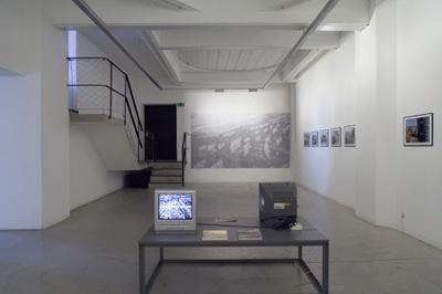 """Blick in die Ausstellung """"bitterweber: live like this!"""""""