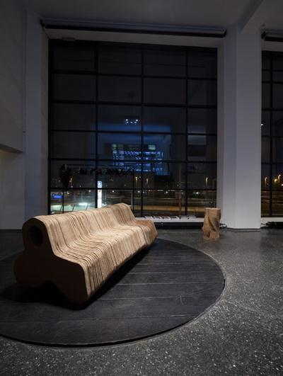 "Blick in die Ausstellung ""Form Follows Nature"""