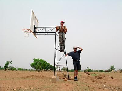 Harun Farocki in Burkina Faso, 2006