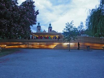 """Eröffnung der Plattform """"... ich will an den Inn"""" im Rahmen der """"Architekturtage 2008"""""""