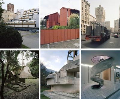 Sechs, in der Ausstellung gezeigte Projekte, © Werner Feiersinger