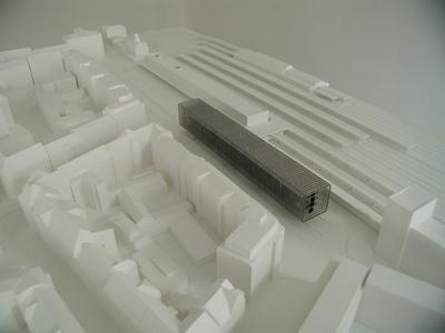 Siegerprojekt Manzl Ritsch Sandner