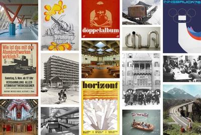 """Bilder aus der Publikation """"widerstand und wandel. über die 1970er-jahre in tirol"""""""