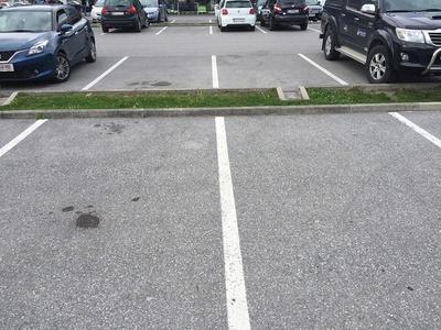 Parkplatz, Innsbruck
