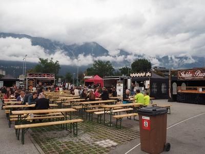 Street Food Festival, Innsbruck