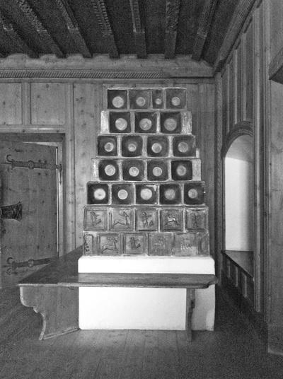 Gotischer Ofen, Handyfoto Rainer Köberl