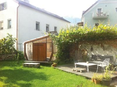 Gartenhaus, Handyfoto Rainer Köberl