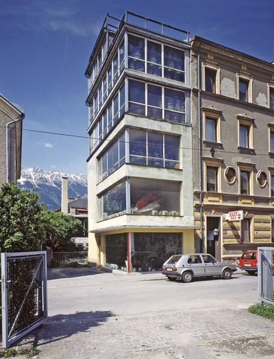 Otto Mathé-Haus