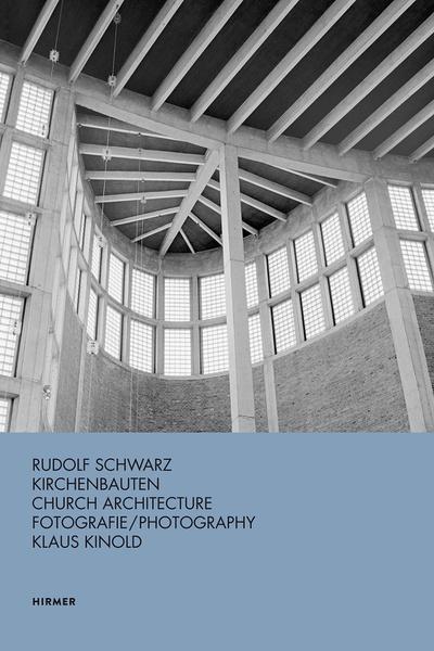 "Buchcover ""Rudolf Schwarz: Kirchenbauten"""