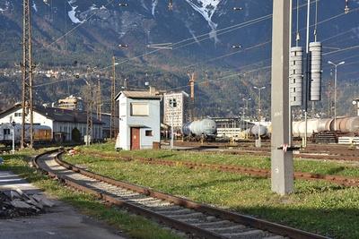 Frachtenbahnhof Innsbruck