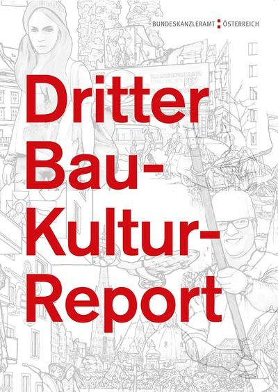 Dritter Österreichischer Baukulturreport, Cover