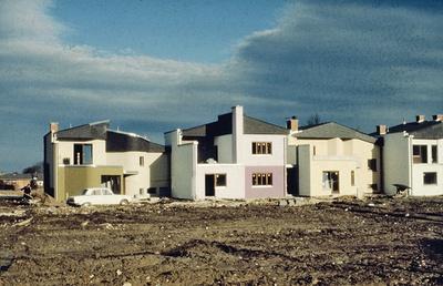 Eilfried Huth, Eschensiedlung, Deutschlandsberg, 1972–92