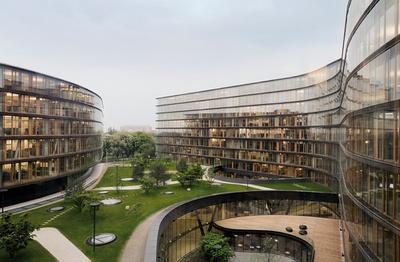 Erste Campus, Wien