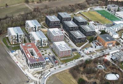 Wohnen am Lohbach II, Innsbruck