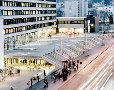ULB - Universitäts- und Landesbibliothek, Innsbruck