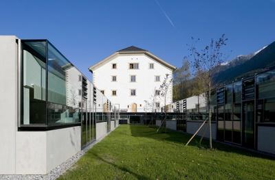 Erweiterung Internatsgebäude für Schisportlerinnen, Stams