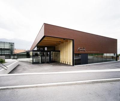 KiWi – Kultur- und Veranstaltungszentrum, Absam