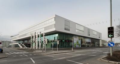 BRG in der Au / Einkaufszentrum West, Innsbruck
