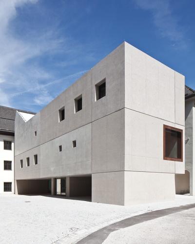 Erweiterung Hauptschule Rattenberg