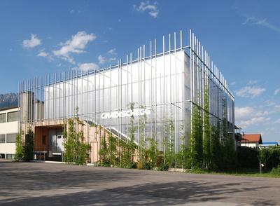 Lagerhalle Gradischegg, Innsbruck