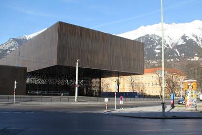 Zu- und Umbau Messe, Innsbruck