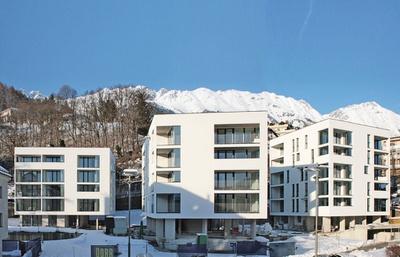 Wohnanlage Probstenhofweg, Innsbruck