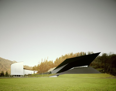 Neues Festspielhaus der Tiroler Festspiele, Erl
