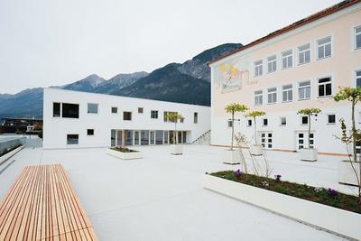Erweiterung Volksschule Absam Dorf
