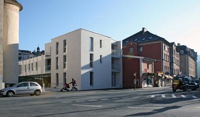 Seniorenwohnanlage und Stadtteilzentrum Wilten