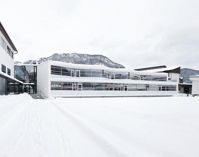 Zubau BG + BORG, St. Johann in Tirol