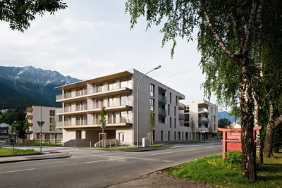 Haus im Leben, Innsbruck