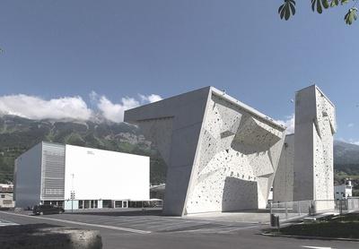 Kletterzentrum Innsbruck