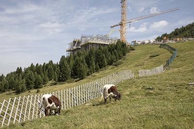 Bergstation Patscherkofelbahn