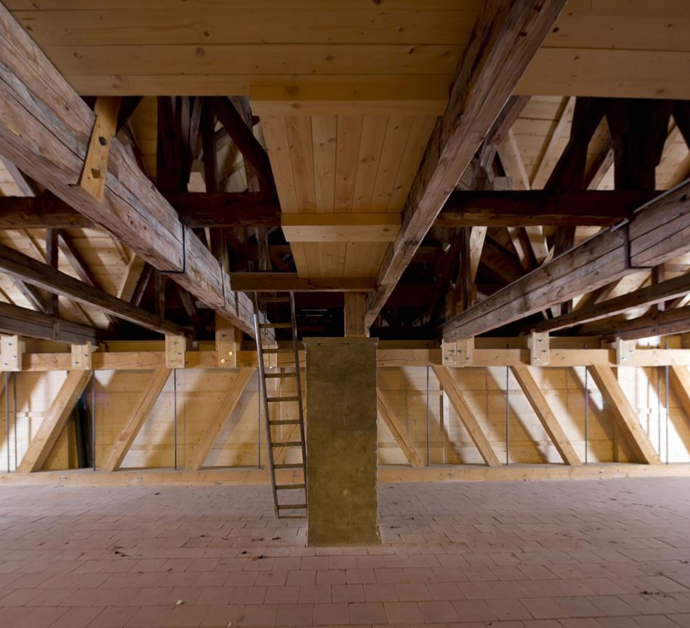 Vor Ort 188 Stift Stams Gesamtinstandsetzung Aut Architektur