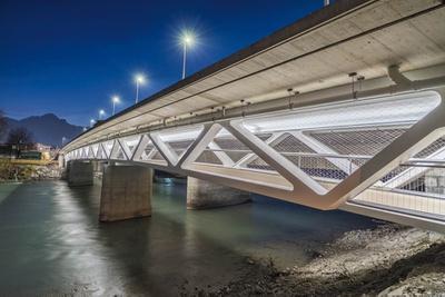 Grenobler Brücke 2, Innsbruck