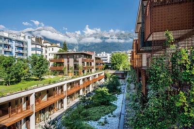 Wohnanlage Salamander, Innsbruck