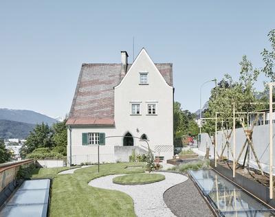 Wohnhaus und Atelier Fügenschuh, Innsbruck