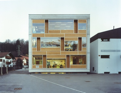 Erweiterung Volksschule Amras, Innsbruck