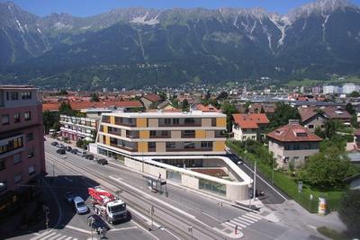 Tiroler Blinden- und Sehbehindertenzentrum, Innsbruck