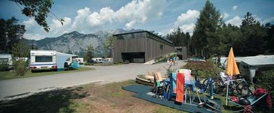 Hauptgebäude und Badehaus Natterer See, Innsbruck