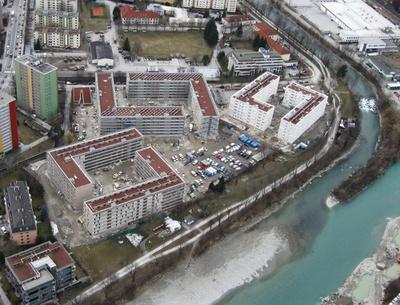 Wohnbebauung Lodenareal, Innsbruck