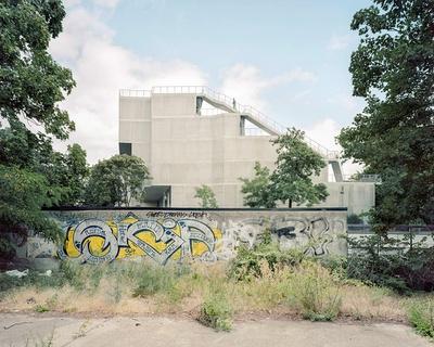Terrassenhaus Berlin (Brandlhuber+ Emde, Burlon mit Muck Petzet Architekten)
