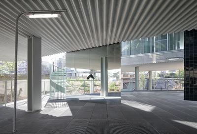 Residence for Researchers, Cité internationale universitaire de Paris, Paris