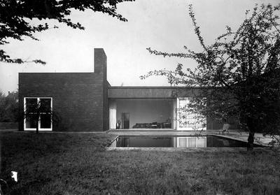 Lois Welzenbacher, Haus Schulz, Recklinghausen (D), 1928–29