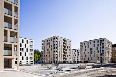 O3 Olympisches Dorf, Innsbruck