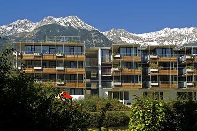Wohnbau am Mitterweg, Innsbruck